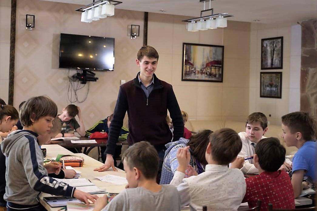 22 и 23 апреля у нас в гостях Антоний Ульданов со своим проектом «Живой Ум».