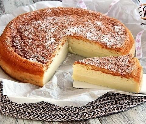 Рецепт итальянской бабушки - Torta Magica