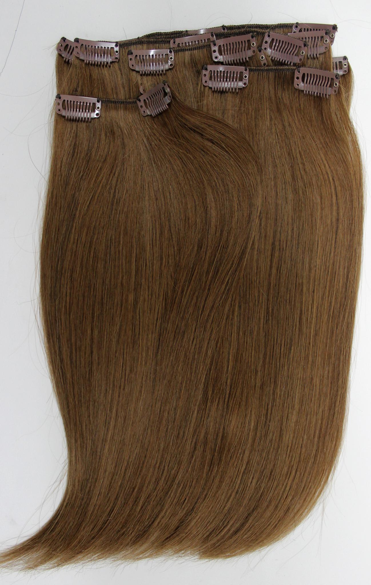 Что такое волосы на заколках?