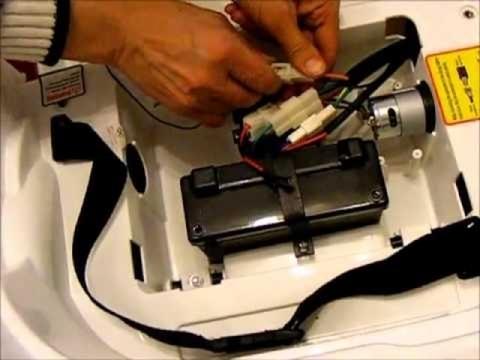 Как правильно заряжать детский электромобиль
