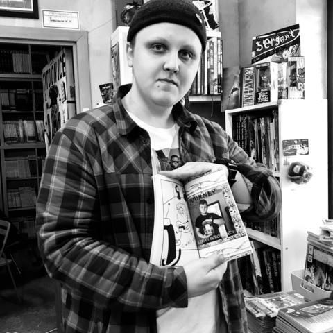 10 вопросов автору: Алексей Хромогин о Гагарине, Тарантино и своем новом комиксе