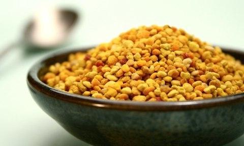 Полезные свойства перги и пыльцы
