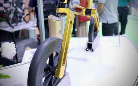 Детские велосипеды с выставки в Тайбэе