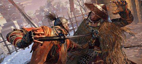 Sekiro: Shadows Die Twice — детали новой игры от создателей Dark Souls