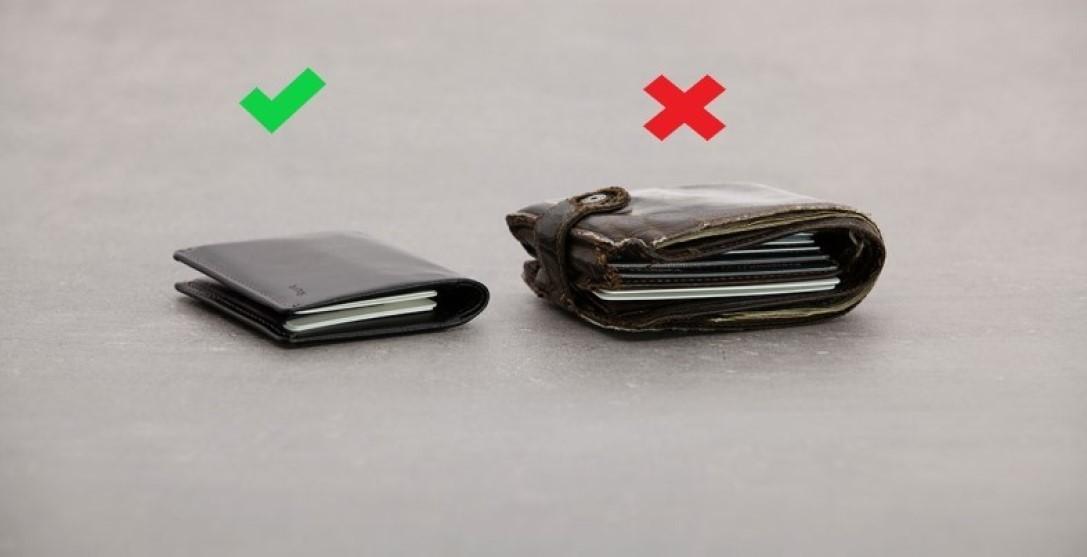 Аккуратный и тонкий кошелек: 5 шагов к совершенству