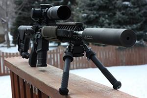 «Уголек» для снайперов