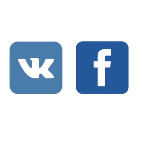 Подписывайтесь на нас в VK и Facebook