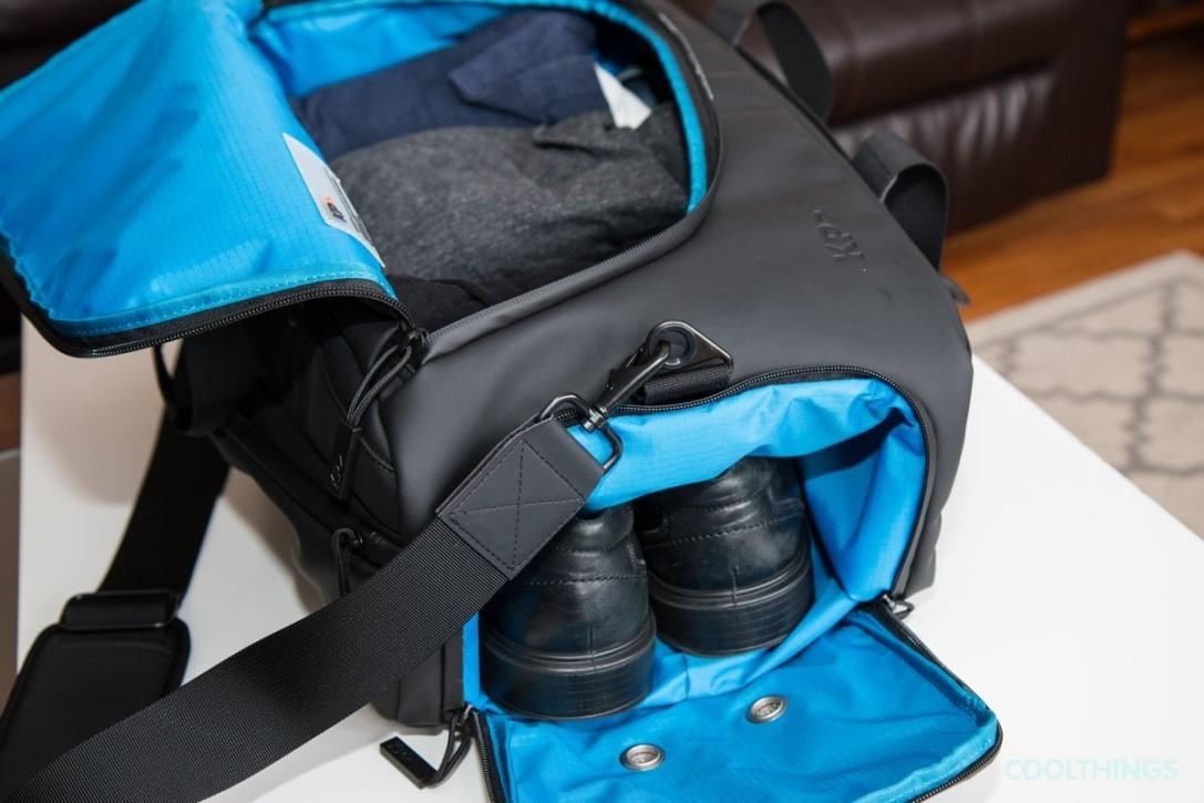 Обзор дорожной сумки Keep Pursuing Duffle