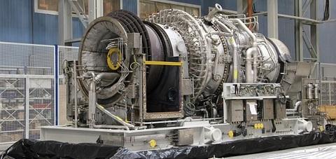 На МГП Сила Сибири приступили к монтажу газоперекачивающих агрегатов