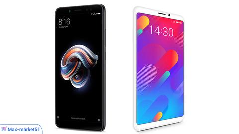 Сравнение Xiaomi Redmi Note 5 и Meizu V8