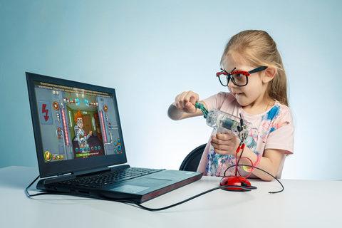 Вундеркинд или будущий ученый? Новые технологии обучения для детских садов и начальных школ.
