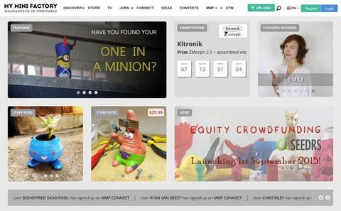Лучшие сайты с бесплатными 3D моделями. Часть I.