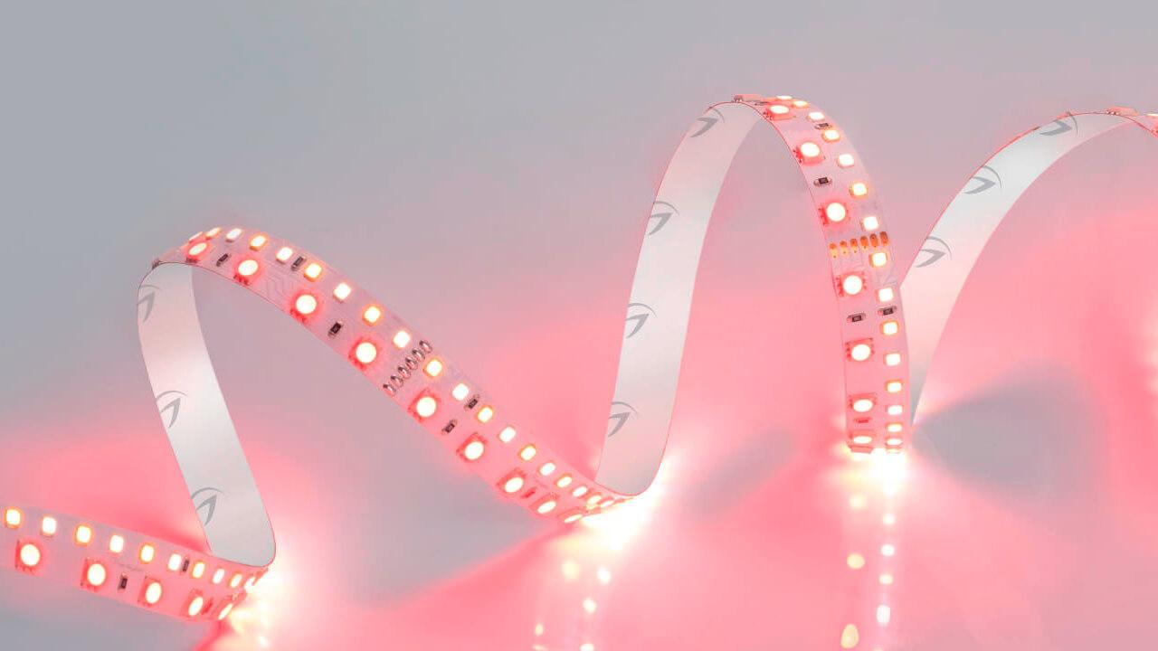 Почему мигает светодиодная лента