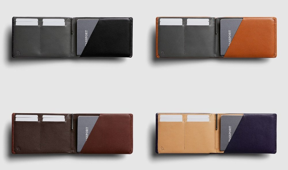 Обзор тревел-кошелька Bellroy Travel RFID Wallet