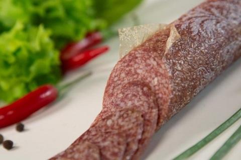 Ура! У нас появилась новая оболочка для сырокопченых и сыровяленных колбас - Айцел Премиум