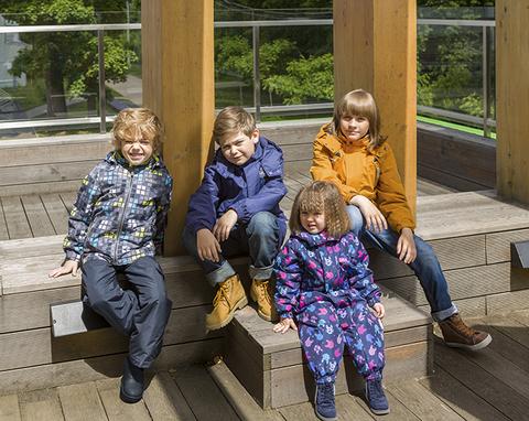 Новая скидка на детскую одежду Premont для многодетных семей!