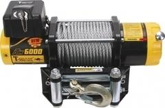Электрические лебедки для автомобилей от ТХ 52