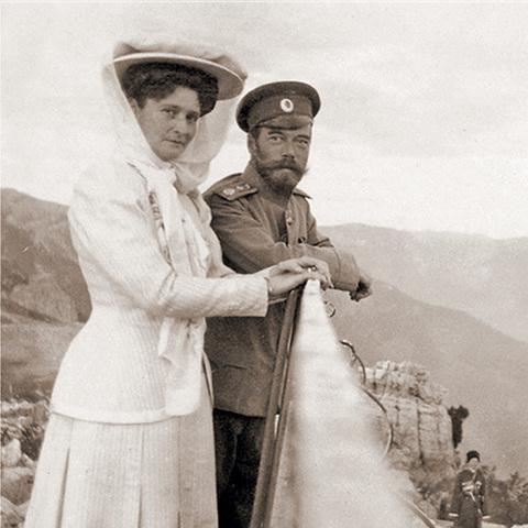 Николай II и Александра Федоровна. Слова о любви.