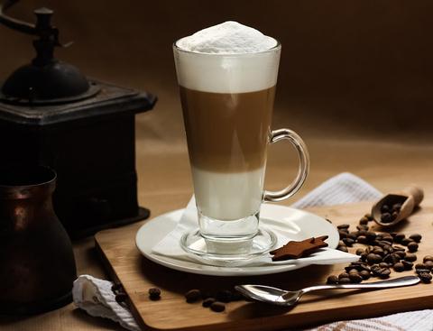 Классический кофе Латте