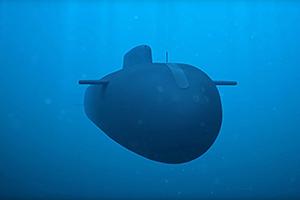 Спуск на воду глубоководного «Посейдона»