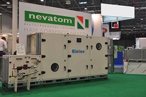 Вентиляционные системы «Неватом» начинают покорение рынка Узбекистана и Киргизии