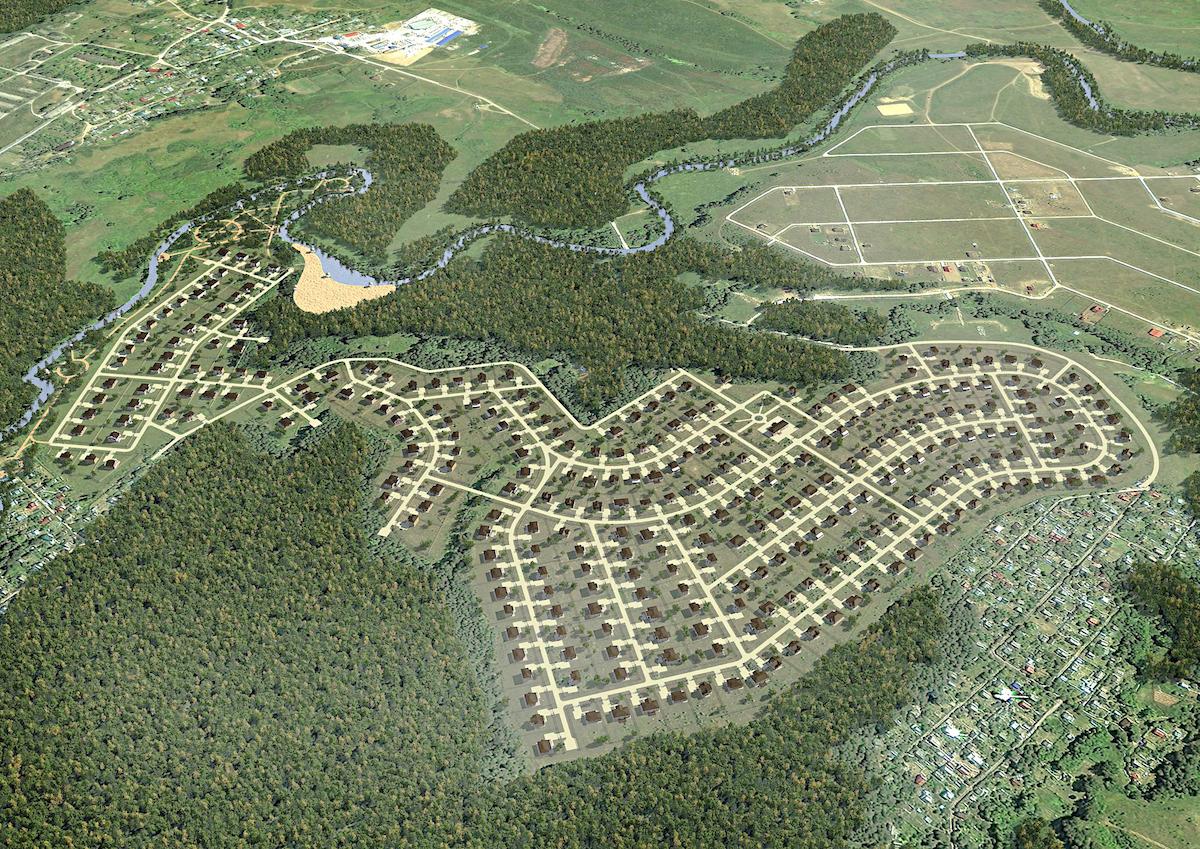 Электрификация нового проекта группы Develius Estate
