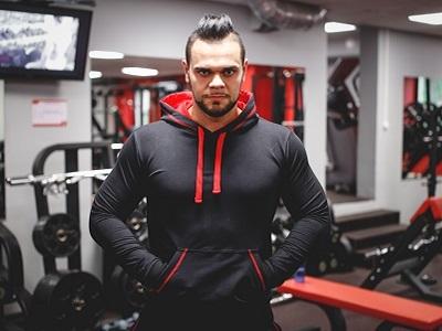 О фитнесе по-мужски