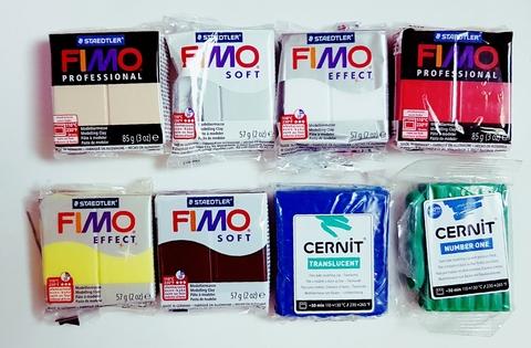 Какую полимерную глину выбрать?