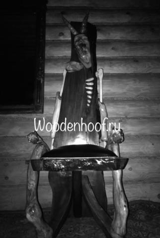 Самое жуткое и необычное кресло