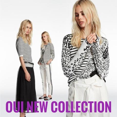 New collection OUI  весна 2018