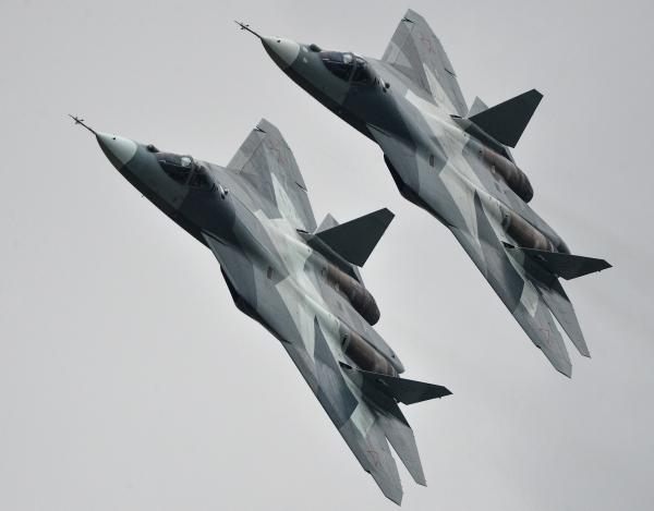 Раскрыты все секреты Су-57