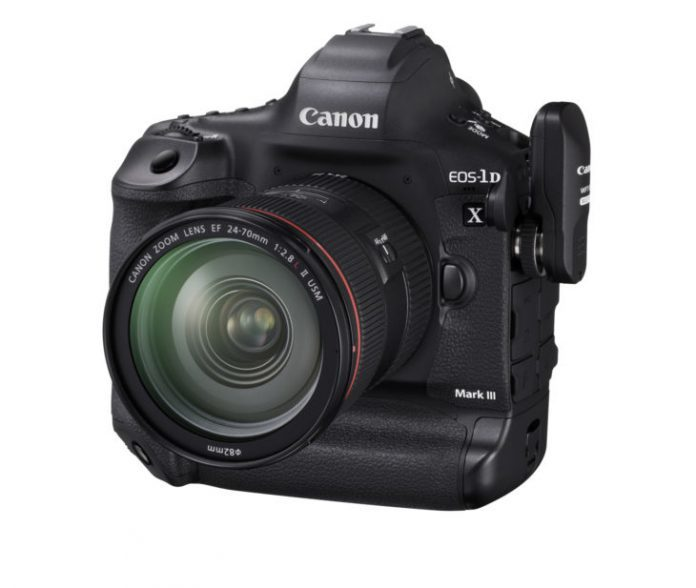 Новая информация о Canon EOS 1D X Mark III