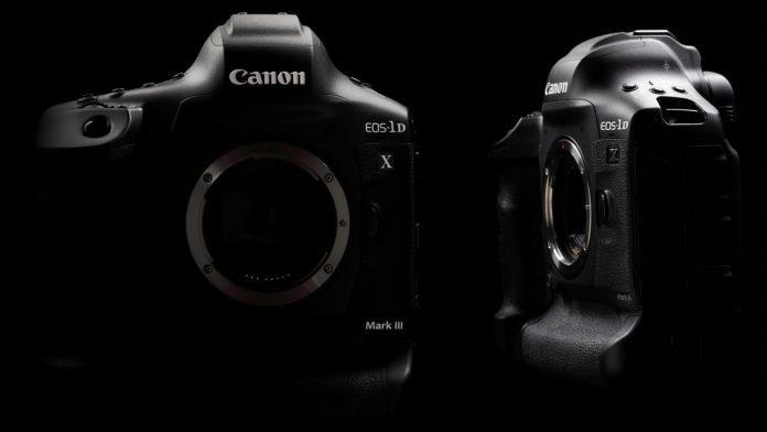 Canon EOS-1D X Mark III будет представлен в течение месяца