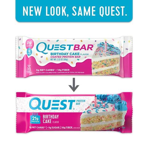 Ребрендинг Quest Bar