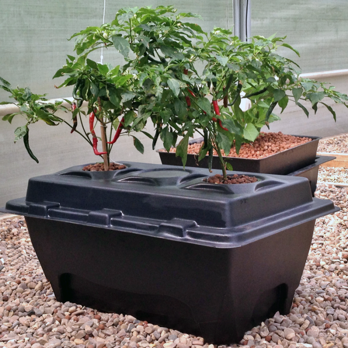 Системы DWC - Oxy Pot  от Nutriculture