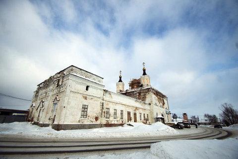 В храме святителя Николая Чудотворца города Лаишево состоялся концерт духовной музыки