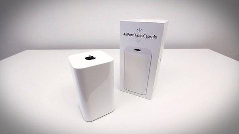 Обзор Apple AirPort Time Capsule