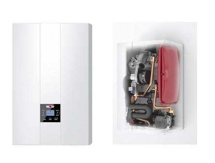 WOLF расширяет мощностную линейку конденсационных котлов газового сегмента