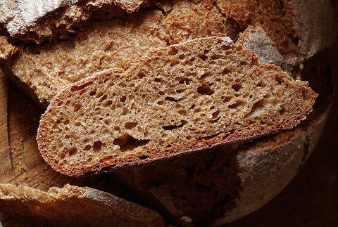 Полнеют ли от хлеба на закваске