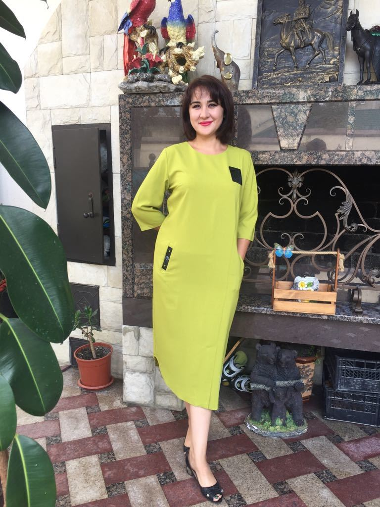 Отзыв о платье (нет на сайте 42)