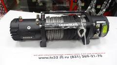 Обзор лебедки IRONMAN MONSTER WINCH 9500lb
