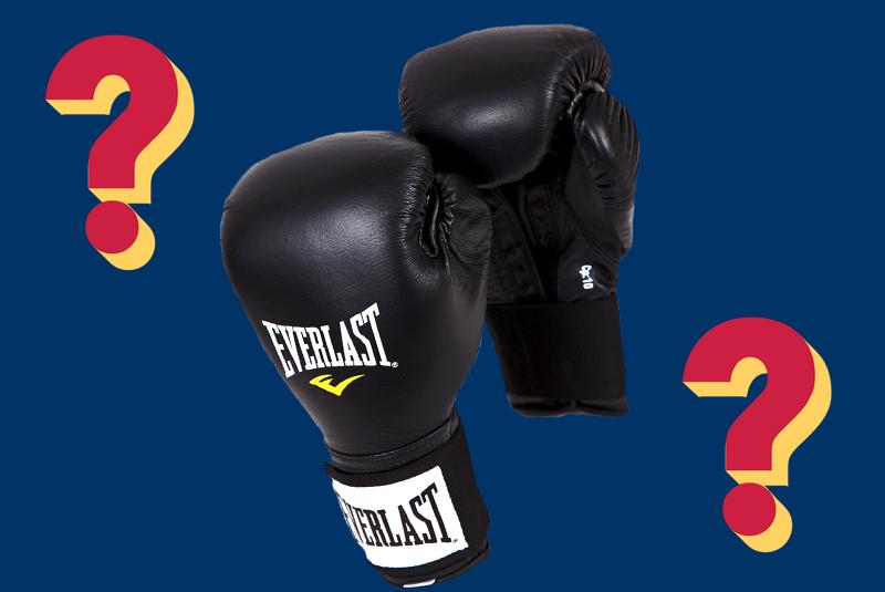Что такое унции в боксерских перчатках?