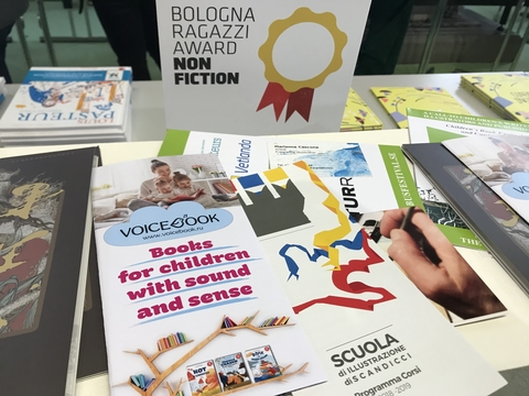 VoiceBook и Bologna Children's Book Fair