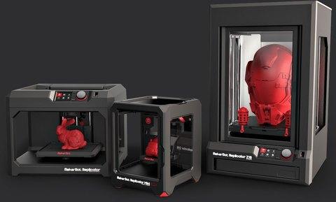Очередная поставка 3D-принтеров MakerBot ожидается уже в апреле!