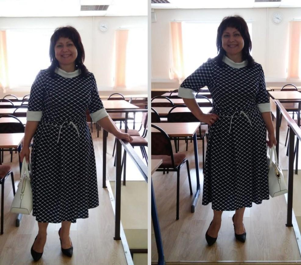 Отзыв о платье (нет на сайте 44)
