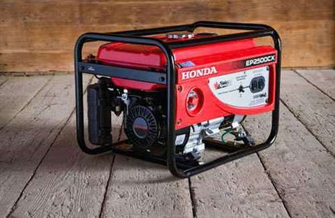 Консервация генератора на зиму