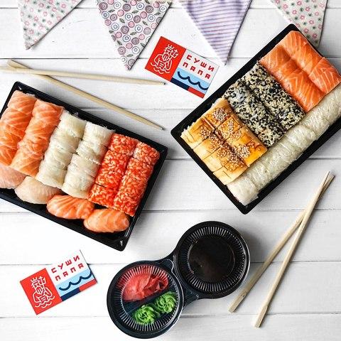 Почему к суши подают васаби и имбирь?