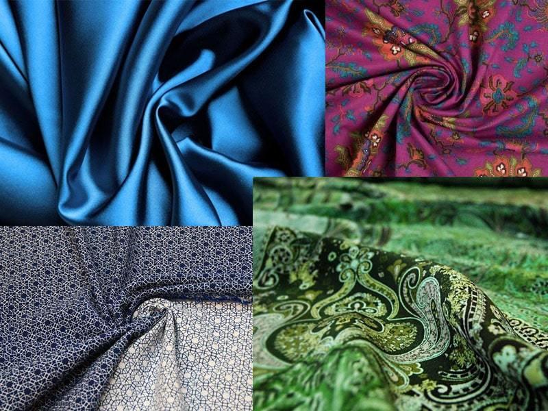 Искусственные и синтетические материалы в мире моды.