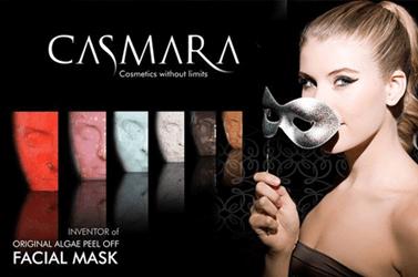 Альгинатная маска Casmara  с экстрактом плодов годжи  и семенами киноа!