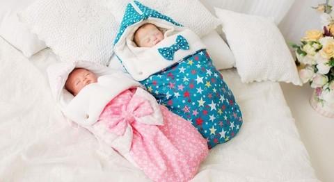 Особенности выбора конверта для новорожденных